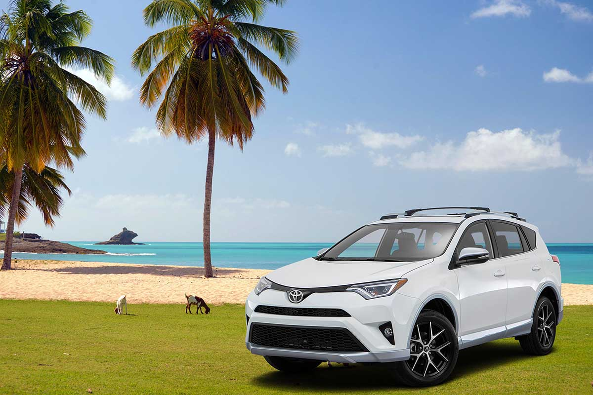 Capital Car Rental Antigua