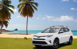 Affordable car rental in Antigua