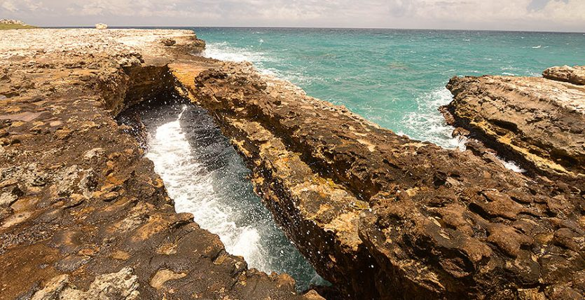 Antigua Devils Bridge